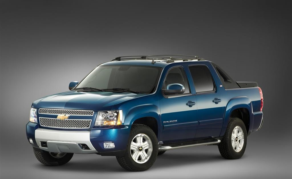 Chevy Avalanche Accessories: 2011 Chevrolet Avalanche