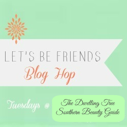 Let's Be Friends Blog Hop!