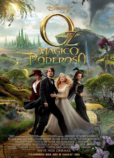 mila kunis james franco michelle williams e rachel weisz estampam poster de oz magico e poderoso 1352826371538 744x1030 Download FIlme   OZ   Mágico e Poderoso   Dublado e Legendado