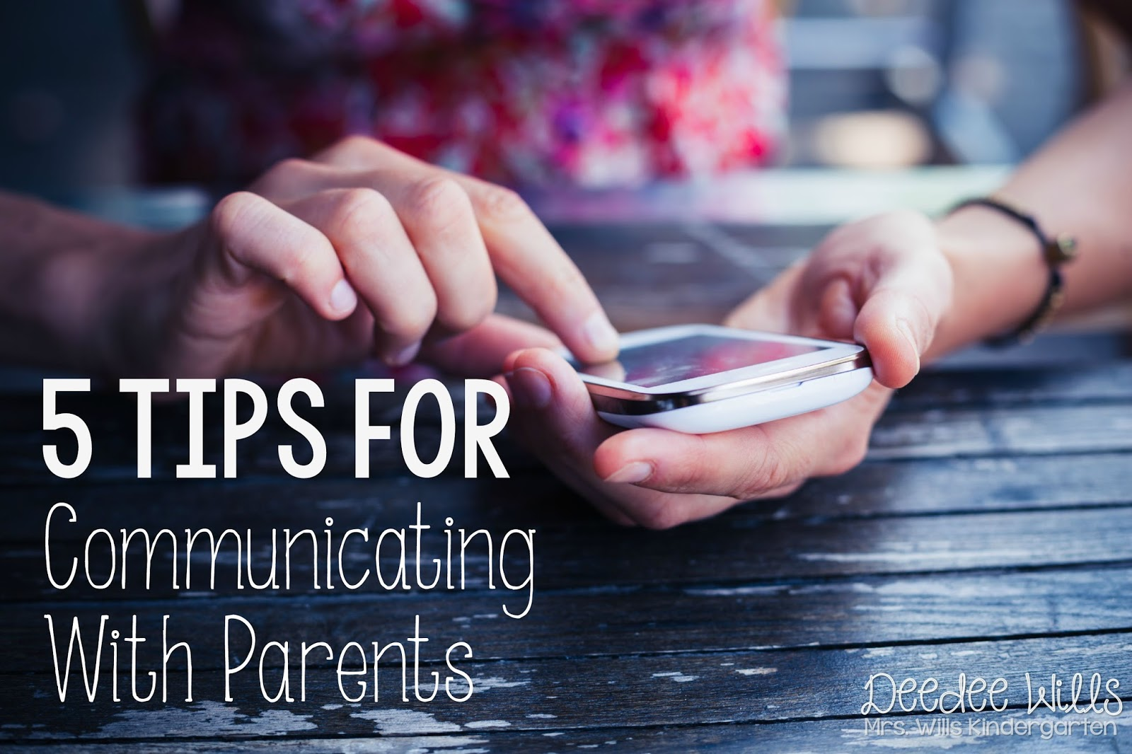parental communication How strong communication contributes to student and school success: parent and family involvementis the first in a series of white papers sponsored by the.