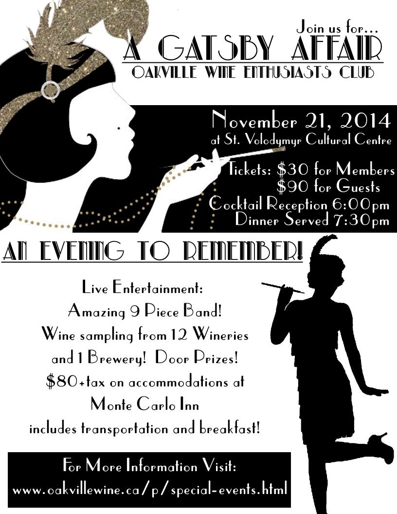 November 21st Gala