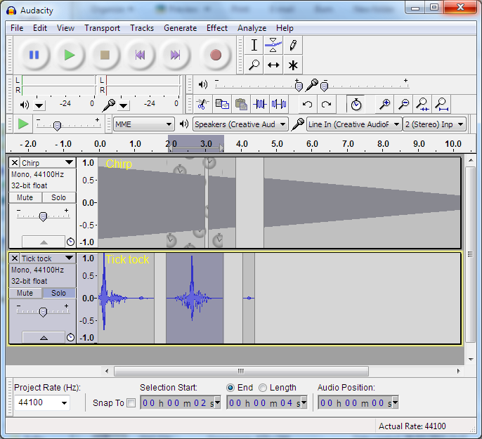 صور من برنامج Download Audacity Sound لتسجيل الصوت والتعديل علية