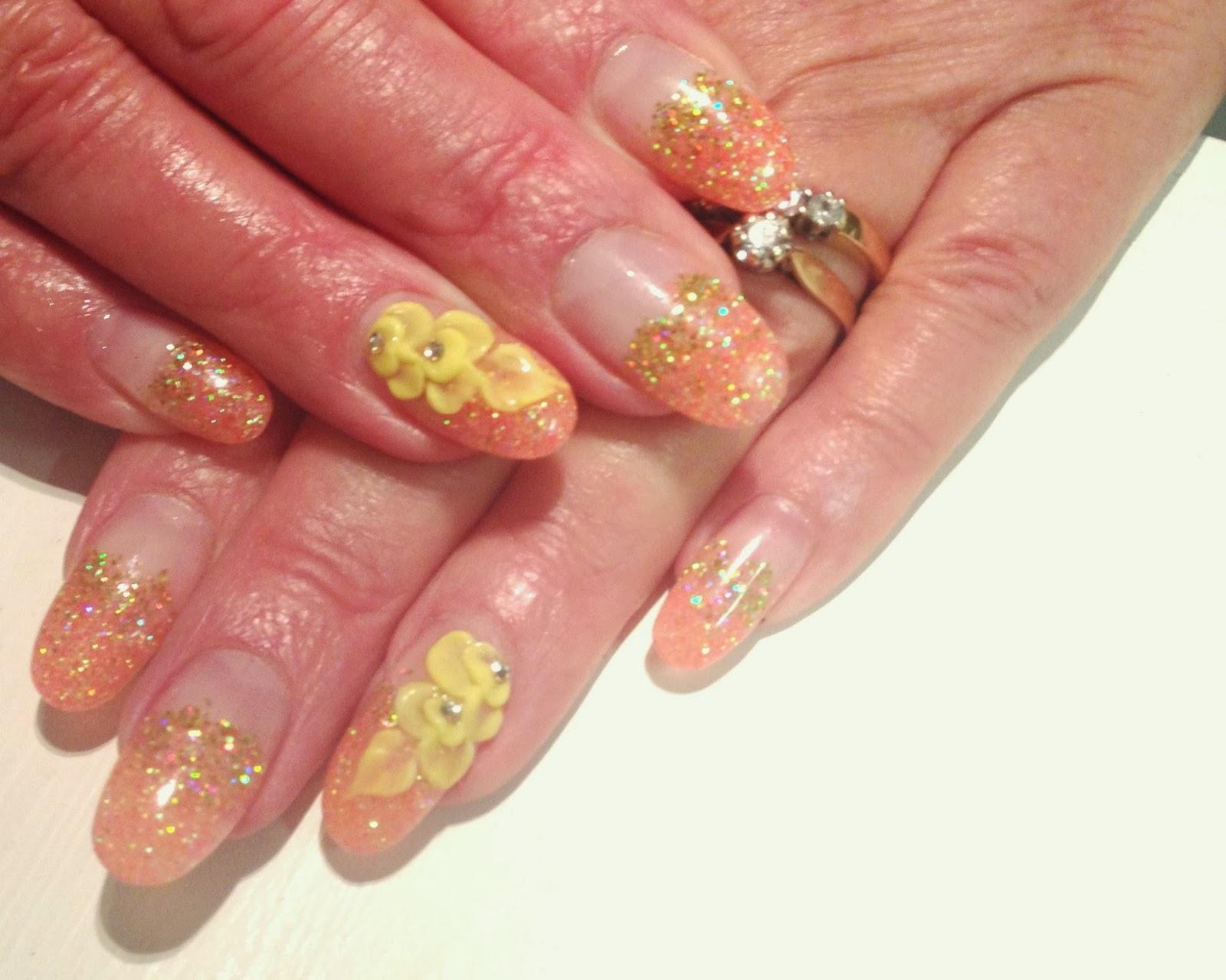 Perfect Infill Acrylic Nails Mold - Nail Art Ideas - morihati.com
