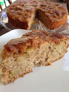 Ballı Elmalı Kek Ve Nıhayet Donus :)
