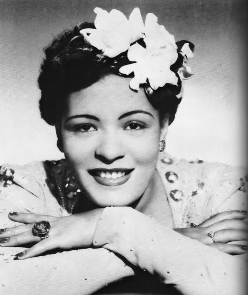 Billie Holiday - Cheek To Cheek