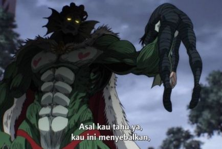 One Punch Man 8 Sub Indo