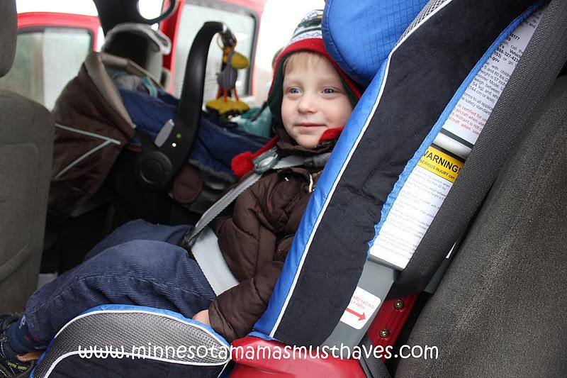 Diono Radian RXT Car Seat Review!!