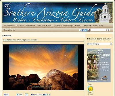 The Southern Arizona Guide