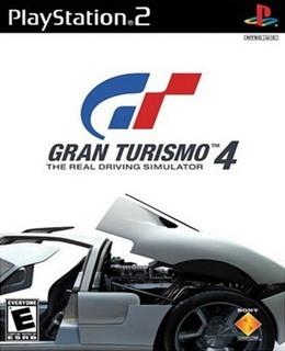 Gran Turismo 4 PS2 Box