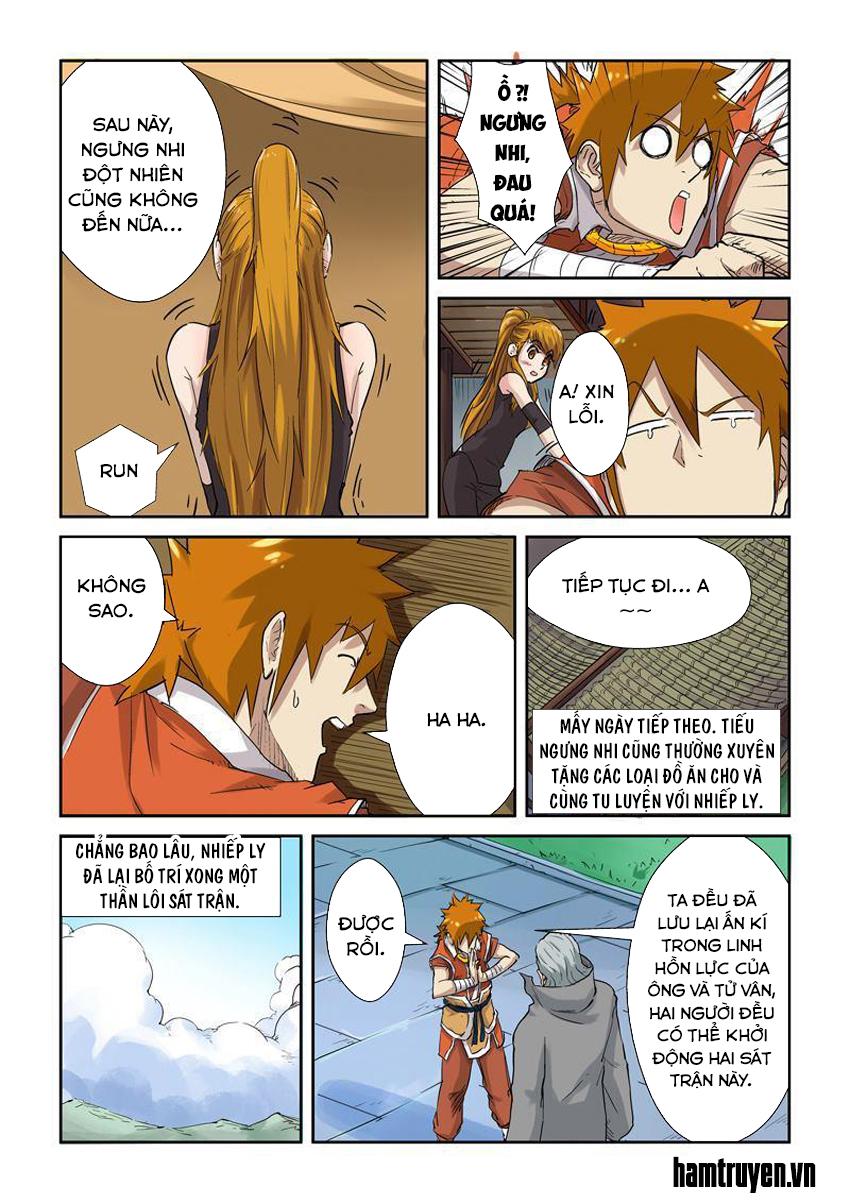 Yêu Thần Ký Chapter 129 - Hamtruyen.vn