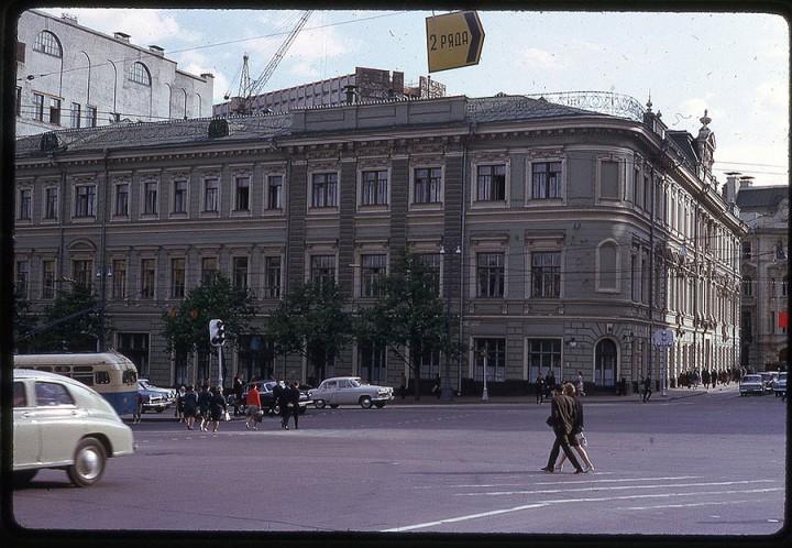Soviet Union 1960s
