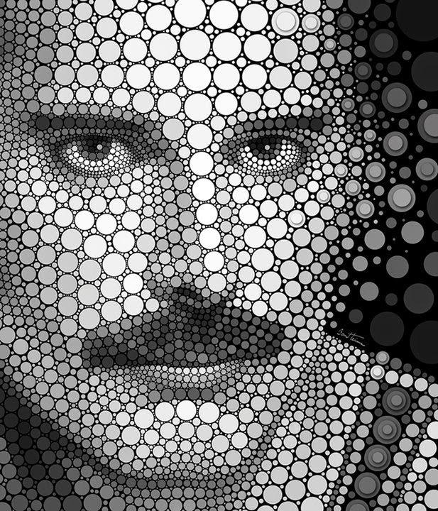 Benjamin Heine, Digital Circlism, Freddie Mercury