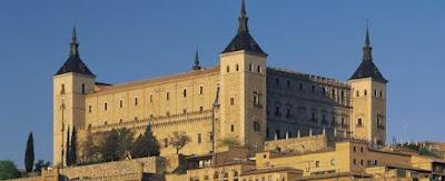 Alcazar tipica fortezza spagnola di origine araba