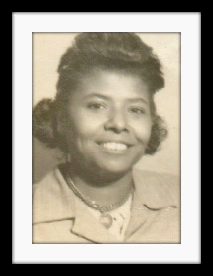 52 Ancestors --2015 Edition:  #3 Loris Melba Bryant Gwyn Helton --Mt Airy, NC