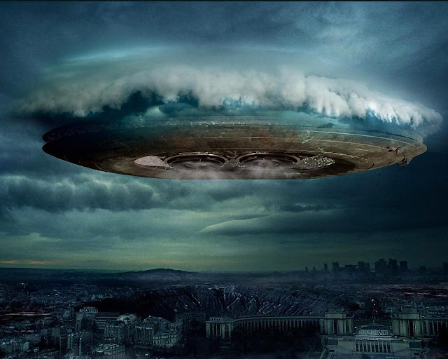 World UFO Day Wallpapers 2015