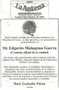 PREMIO ANDRES ELOY BLANCO.