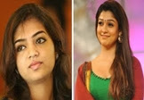 Actress Nayanthara Vs Nazriya