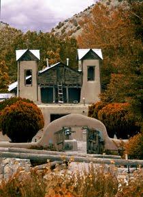 IMÁGENES DEL SANTUARIO DE CHIMAYO (NEW MEXICO, USA)