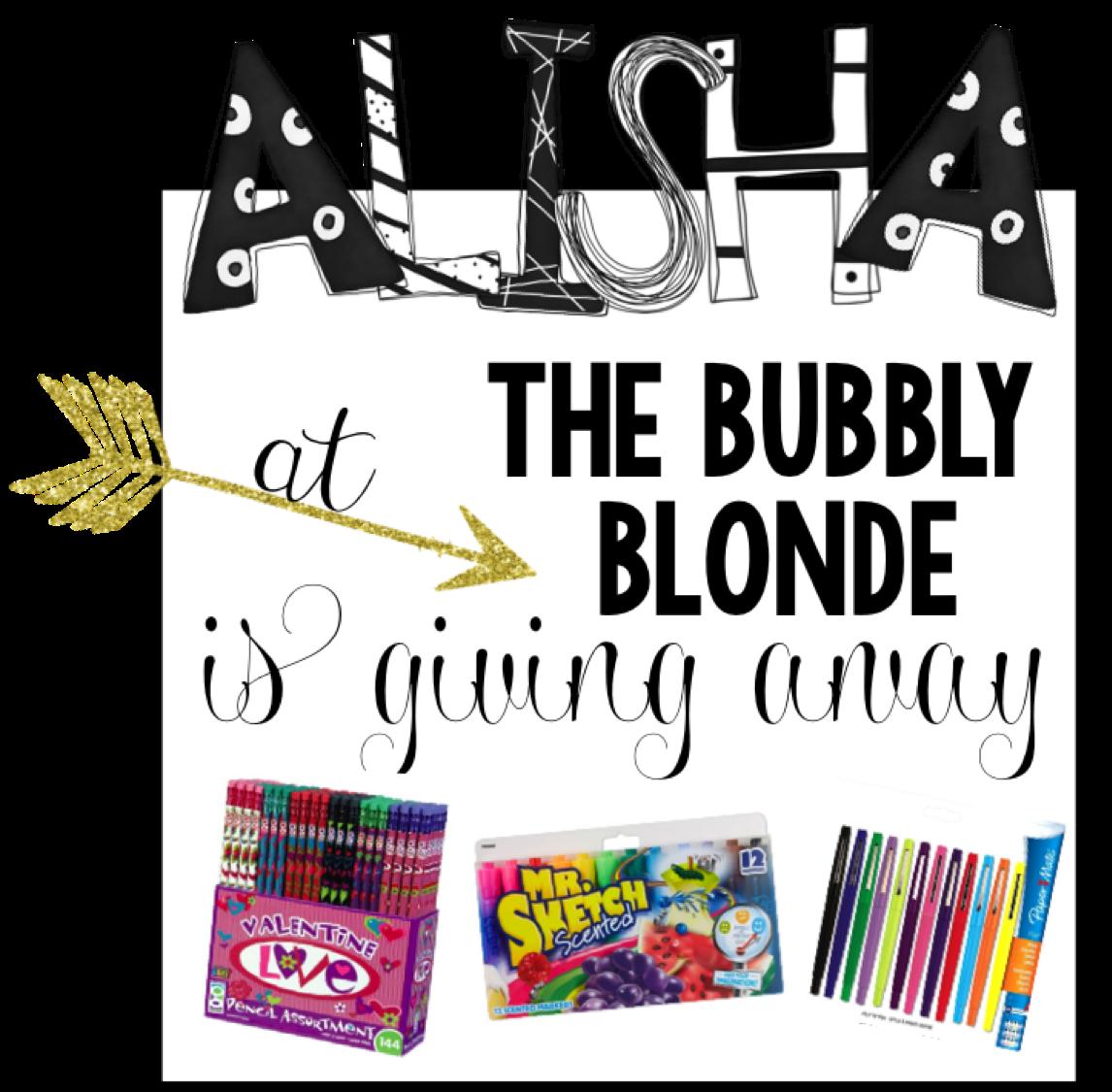 http://thebubblyblondeteacher.blogspot.com/