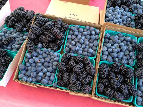 NowThisLife.com - Elk Grove Farmer's Market -