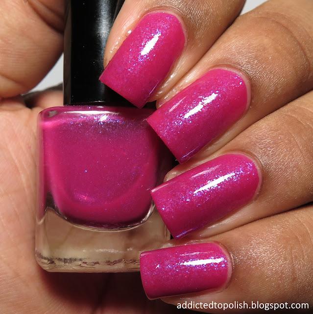 gracefull nail polish billie