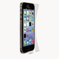 Pellicola in vetro flessibile di Belkin per iPhone 5s o iPhone 4/4s