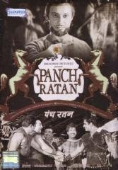 Panch Ratan 1965 Hindi Movie Watch Online