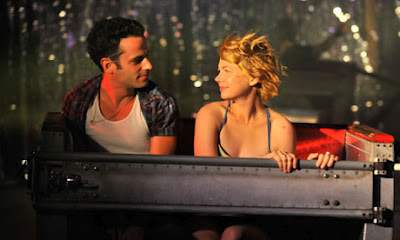 Michelle Williams and Luke Kirby