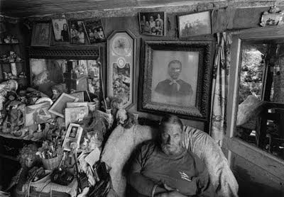 Eddie Wayne in Living Room
