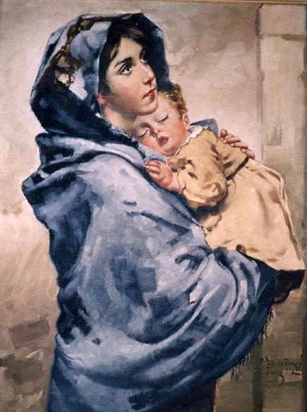 Madonna de Ferruzi