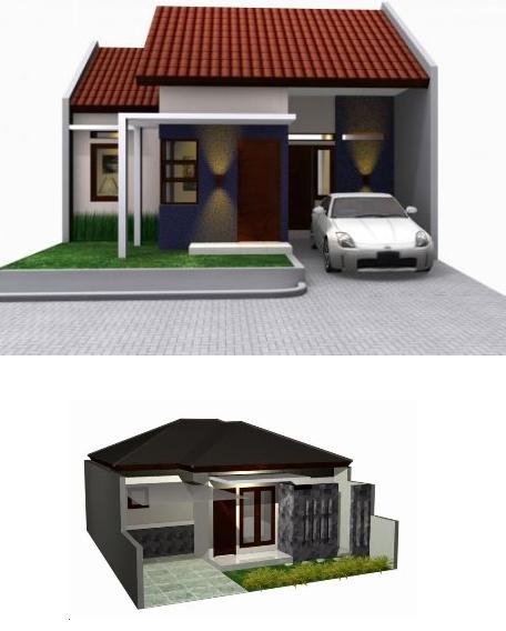 rumah minimalis 1 kamar
