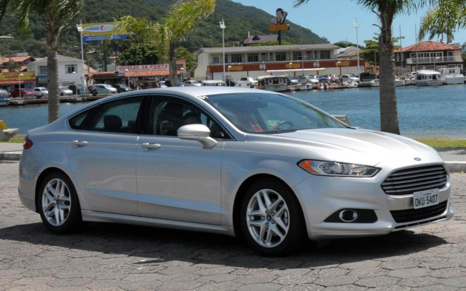 Ford Fusion - recall
