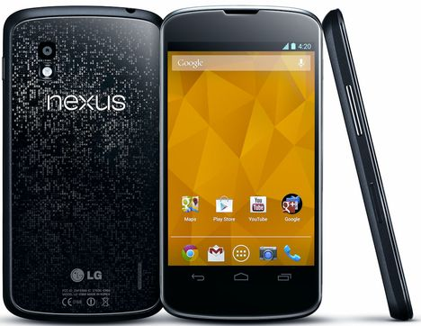 Nexus, Nexus 4, Android 4.3, Android 4.3 Jelly Bean