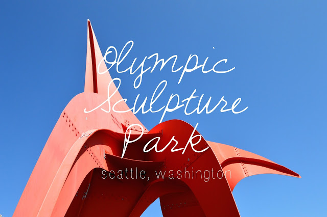 Olympic Sculpture Park. Seattle, Washington