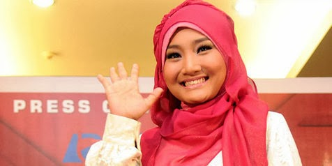 Download MP3 Fatin Shidqia - Dia Dia Dia
