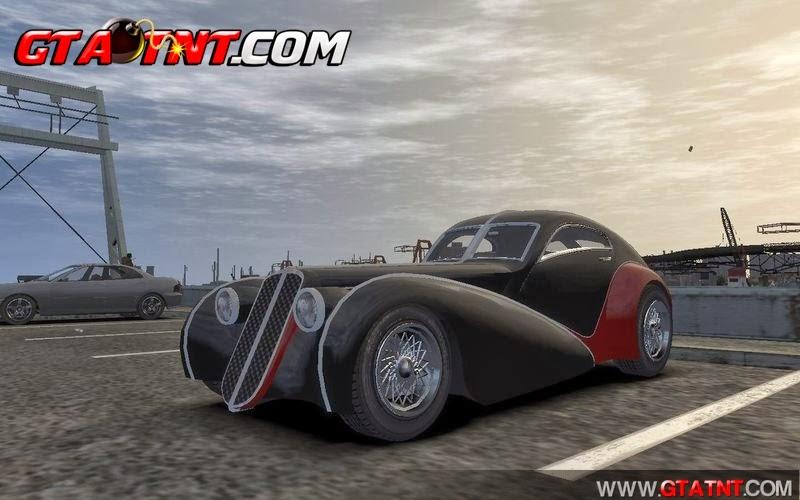 GTA IV - GTA V Car Pack
