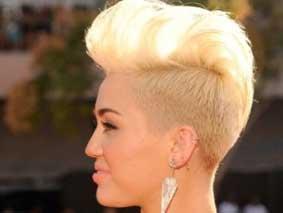 potongan gaya rambut pendek