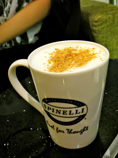 Spinelli Cafe Latte Wheelock Place Orchard Singapore