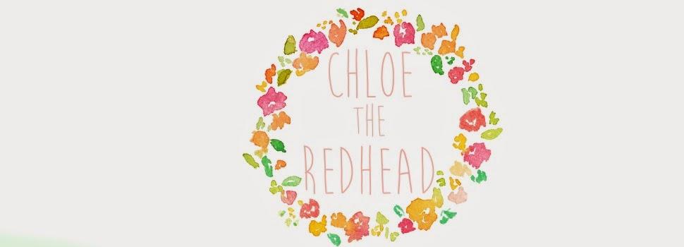 Chloe The Redhead