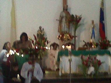 Misa en honor a los Docentes