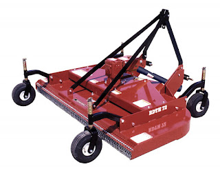 Bush Hog RDTH72 Finishing Mower