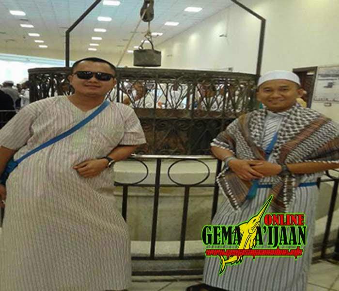 Jamaah Haji Gunakan Sisa Waktu Untuk Ziarah
