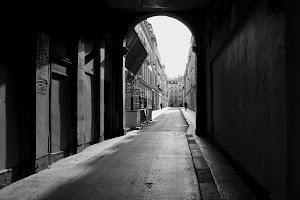 Morgon i Paris