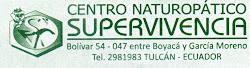 CENTRO NATUROPÁTICO SUPERVIVENCIA