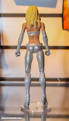 Hasbro 2013 Toy Fair Display Pictures - Wolverine Marvel Legends - Emma Frost