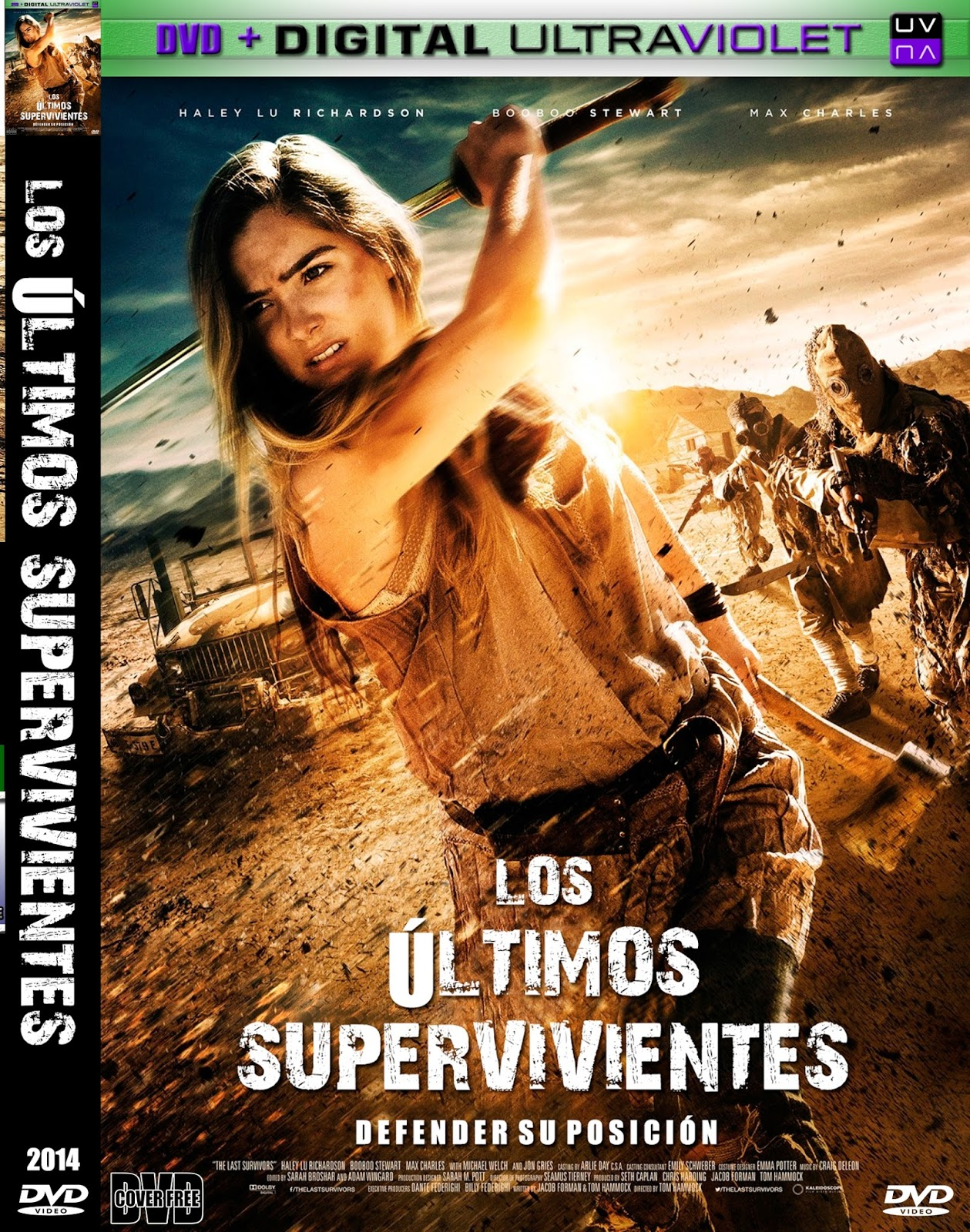 Los Ultimos Sobrevivientes (2014) On Line  Torrent D.D.