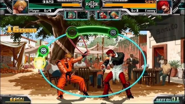 The Rhythm of Fighters v1.0.4 Apk Android