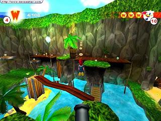 Woody Woodpecker (PS2)