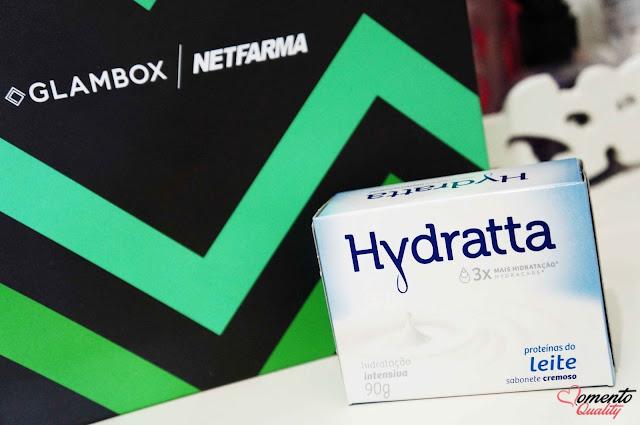 Glambox/Netfarma Hydratta Sabonete