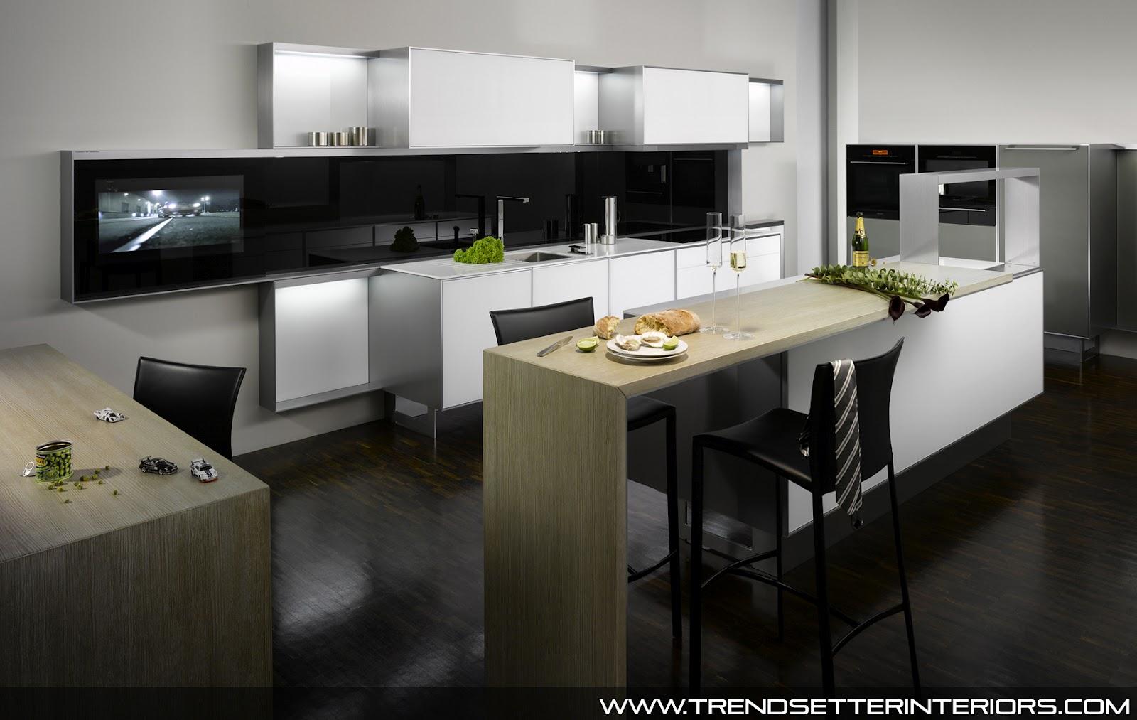 Uncategorized Porsche Design Kitchen trendsetter interiors porsche design kitchen for the ritz in paris paris